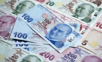 Έπιασε «πάτο» η τουρκική λίρα – Στα ύψη τα CDS
