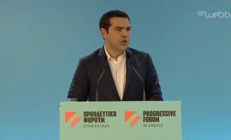 Αλέξης Τσίπρας: Η Ευρωπαϊκή Ένωση βρίσκεται αντιμέτωπη με τις συνέπειες των πολιτικών της
