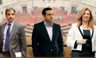 «Σύγχυση» στο Κίνημα Αλλαγής για ποιον πρέπει να στηρίξουν: ΣΥΡΙΖΑ ή ΝΔ;