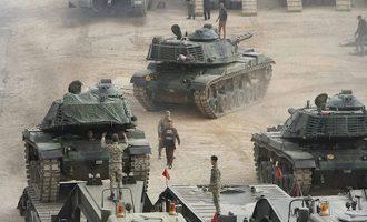 Ο Ερντογάν θα εισβάλει στο βόρειο Ιράκ για να πολεμήσει τους Κούρδους του PKK με άδεια της ιρακινής κυβέρνησης