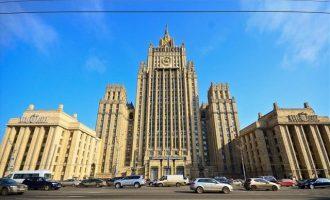 Οι Ρώσοι πρέσβεις σε Πολωνία-Λετονία-Λιθουανία και Εσθονία κλήθηκαν στα υπουργεία Εξωτερικών