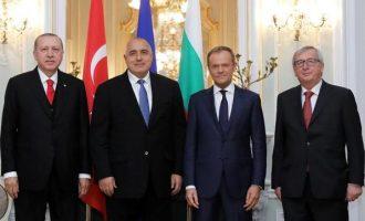 Ευρωπαίοι αξιωματούχοι: Η Βάρνα άνοιξε δρόμους στις σχέσεις ΕΕ-Τουρκίας