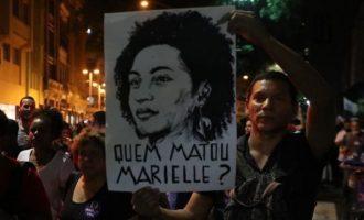 Βραζιλία: Διαδήλωση για τη δολοφονία 38χρονης δημοτικής συμβούλου