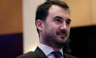 Χαρίτσης: Για τρίτη χρονιά η Ελλάδα πρώτη στην απορρόφηση ευρωπαϊκών κονδυλίων