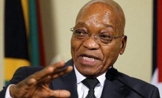 Ο πρώην πρόεδρος της Ν. Αφρικής Τζέικομπ Ζούμα κατηγορείται για διαφθορά