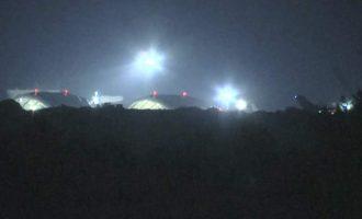 Η στιγμή που τα αεροσκάφη της RAF απογειώνονται από την Κύπρο για το χτύπημα στη Συρία
