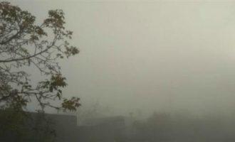 """Πυκνή ομίχλη """"πνίγει"""" την Κρήτη – Προβλήματα στις πτήσεις"""