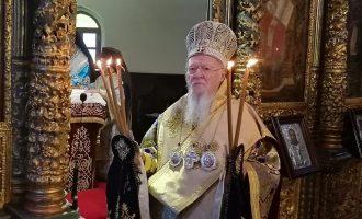 Το πασχαλινό μήνυμα του Οικουμενικού Πατριάρχη Βαρθολομαίου