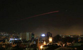 Πώς έγινε η επίθεση στη Συρία (βίντεο)