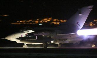 Νέα βίντεο από την επίθεση ΗΠΑ, Γαλλίας και Βρετανίας στη Συρία