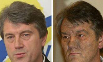 Δείτε πώς έκαναν το πρόσωπό μου οι Ρώσοι, λέει ο πρώην πρόεδρος της Ουκρανίας (βίντεο)