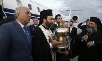 Στην Ελλάδα το Άγιο Φως – Τι δήλωσε ο Γιάννης Αμανατίδης