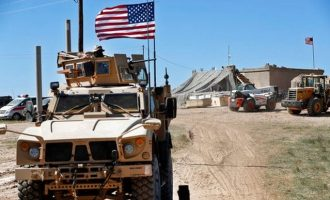Σειρά από φυλάκια κατασκευάζουν οι Αμερικανοί για να προστατέψουν τη Μανμπίτζ από τους Τούρκους