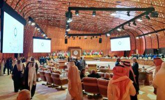 Άρχισαν οι εργασίες της 29ης Διάσκεψης του Αραβικού Συνδέσμου