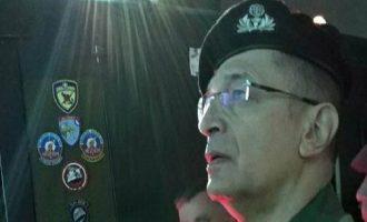 Στο στρατιωτικό αεροδρόμιο Μεγάρων ο Αρχηγός ΓΕΣ – Τι ζήτησε από τα στελέχη (φωτο)