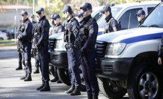 Επιπλέον 800 αστυνομικοί αποδεσμεύονται από στόχους και θα φυλάνε την Αθήνα