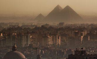 Η Αίγυπτος ανησυχεί από την «κλιμάκωση της πολεμικής έντασης στη Συρία»