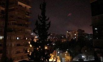 Ρωσία: 71 από τους 103 δυτικούς πυραύλους αναχαίτισε η Δαμασκός