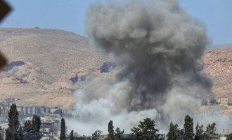 60 νεκροί και 1.000 τραυματίες από την επίθεση με χημικά αέρια στη Ντούμα της Δαμασκού