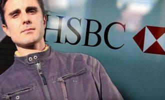Συνελήφθη ο πρώην υπάλληλος της τράπεζας HSB Ερβέ Φαλσιανί