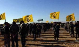 Στρατόπεδο εκπαίδευσης της ιρανικής «Φατεμιγιούν» συνταράχτηκε από ισχυρή έκρηξη το Σάββατο στη Συρία