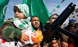 Πώς η Χαμάς σχεδίασε την επίθεση των «αμάχων» στα σύνορα Γάζας-Ισραήλ – Οι νεκροί ήταν τρομοκράτες (φωτο)