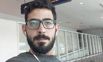 """Αυτός είναι ο Σύρος """"Τομ Χανκς"""" που εγκλωβίστηκε σε τράνζιτ αεροδρομίου"""