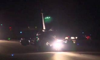 Ρώσοι: Η Συρία χτυπήθηκε με περισσότερους από 100 πυραύλους – «Σημαντικός αριθμός» αναχαιτίστηκε