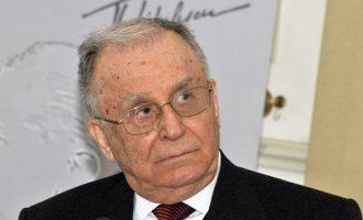 Πρώην πρόεδρος της Ρουμανίας διώκεται για εγκλήματα κατά της ανθρωπότητας