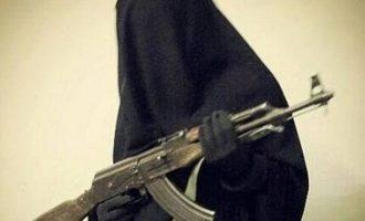 Γαλλίδα τζιχαντίστρια καταδικάστηκε σε ισόβια