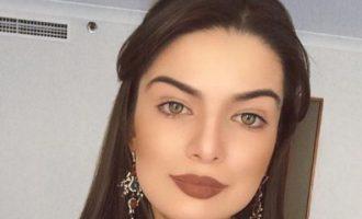"""Καλλονή που πάει για """"Μις Ρωσία"""" δέχεται απειλές από μουσουλμάνους για τη ζωή της"""