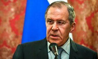 Ο Λαβρόφ παραδέχθηκε ότι εξτρεμιστές χρησιμοποιούν τους «ειρηνικούς διαδηλωτές» στη Γάζα