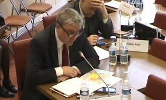 Γάλλος βουλευτής στον Τούρκο Πρέσβη: «Ο στρατός σας και οι τζιχαντιστές σας διαπράττουν εγκλήματα πολέμου»