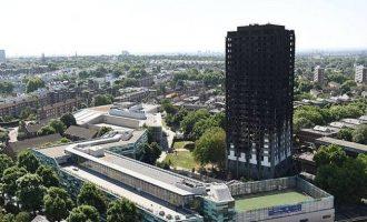 Γυναίκα «εφηύρε» σύζυγο που κάηκε στη φωτιά στον ουρανοξύστη του Λονδίνου για να πάρει αποζημίωση