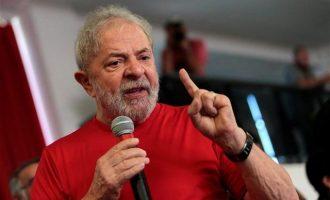 Τον οδηγούν στη φυλακή, ήταν το φαβορί των προεδρικών εκλογών στη Βραζιλία