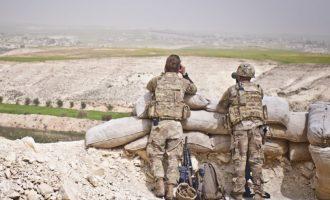 Ακόμα 300 Αμερικανοί στρατιώτες στη Μανμπίτζ στο πλευρό των Κούρδων απέναντι στους Τούρκους