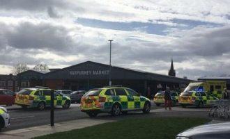 Αυτοκίνητο έπεσε πάνω σε πλήθος στο Μάντσεστερ – Έξι τραυματίες – Συνελήφθη 80χρονος