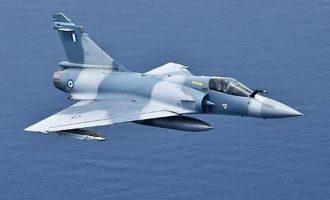 Οι Τούρκοι διαψεύδουν ότι έχουν εμπλοκή στην πτώση του ελληνικού Mirage 2000