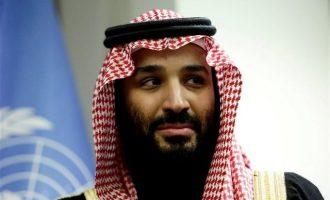 Oι Ισραηλινοί έχουν δικαίωμα να διαθέτουν κράτος, λέει ο πρίγκιπας διάδοχος της Σαουδικής Αραβίας