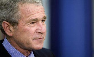Ο Τζορτζ Μπους αποθέωσε τον Πούτιν – Τι είπε για τον Ρώσο πρόεδρο
