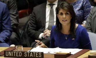 ΗΠΑ: Θα ξαναχτυπήσουμε με πυραύλους τη Συρία αν ο Άσαντ δεν συμμορφωθεί