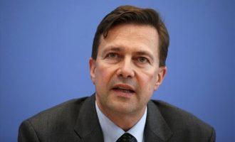 """Το Βερολίνο λέει ότι θα συνεχίσει την """"πολιτική πίεσης"""" στη Ρωσία για το συριακό"""