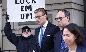 Ολλανδός δικηγόρος καταδικάστηκε για την ρωσική ανάμειξη στις αμερικανικές εκλογές