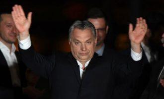 Ουγγαρία: Σάρωσε με 48,9% ο Βίκτορ Όρμπαν – Πάτωσαν με 12,4% οι σοσιαλιστές