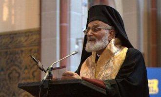 Ο πρώην Πατριάρχης της Ελληνικής Μελχίτικης Εκκλησίας επαίνεσε τον συριακό στρατό για την εκκένωση της Αν. Γούτα