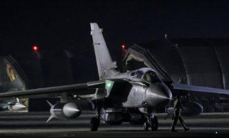 Τερέζα Μέι: «Σωστή και νόμιμη» η επίθεση στη Συρία