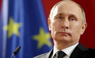 Ανήσυχος ο Πούτιν: Κάνει έκκληση να επικρατήσει η κοινή λογική