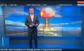 Πώς «τρολάρουν» οι Ρώσοι τους Αμερικανούς με «οδηγίες επιβίωσης» για πόλεμο (βίντεο)