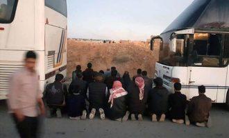 Οι ισλαμιστές εγκαταλείπουν το τελευταίο προπύργιο στην Ανατολική Γούτα