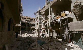 Οι δυνάμεις του Άσαντ πήραν τον έλεγχο όλης της Ντούμα από τους ισλαμιστές